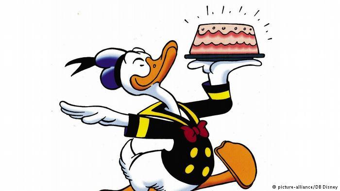 El Pato Donald y el arte de la traducción