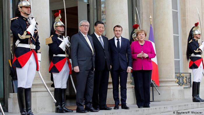 Análisis | Xi Jinping en París: el trío de la unidad