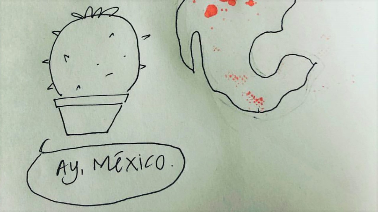 El cactus que habla, el reflejo cultural en imagen