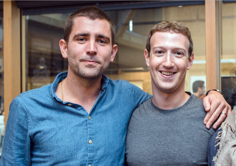 El 'heredero' de Zuckerberg, Chris Cox, se va de Facebook
