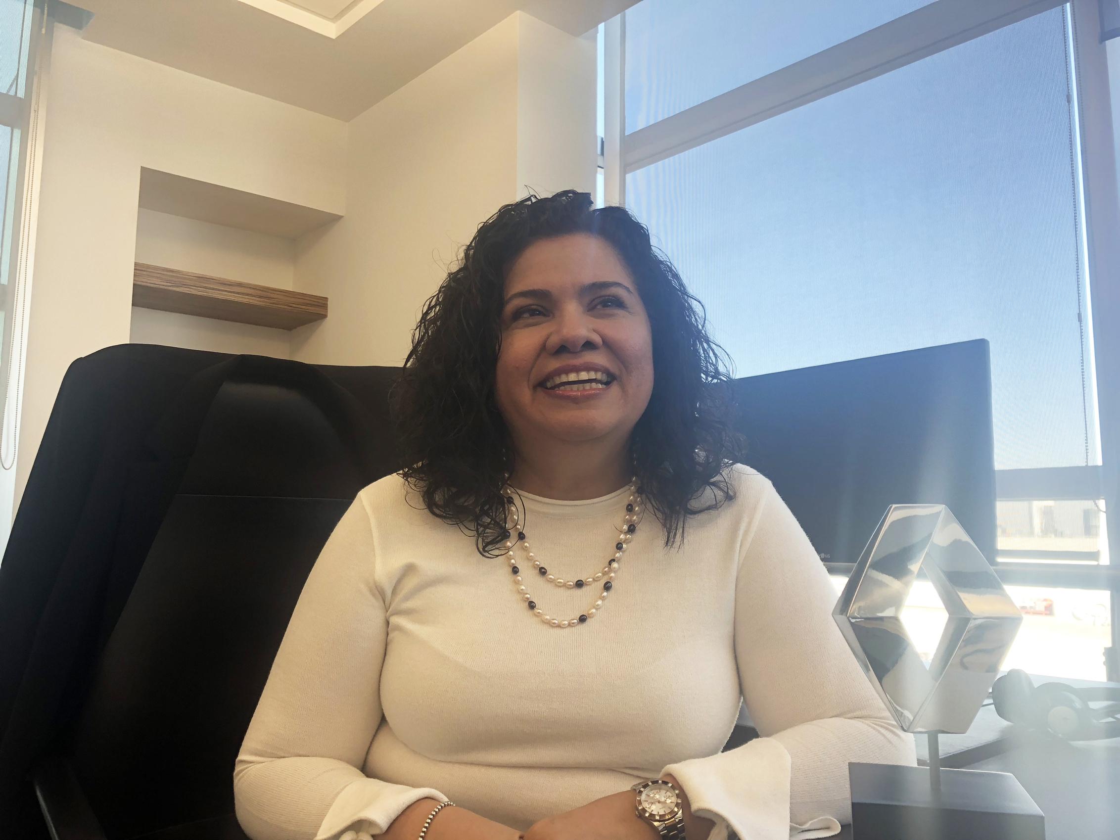 Talento y meritocracia, el mejor activo de las mujeres: Directora de Renault México