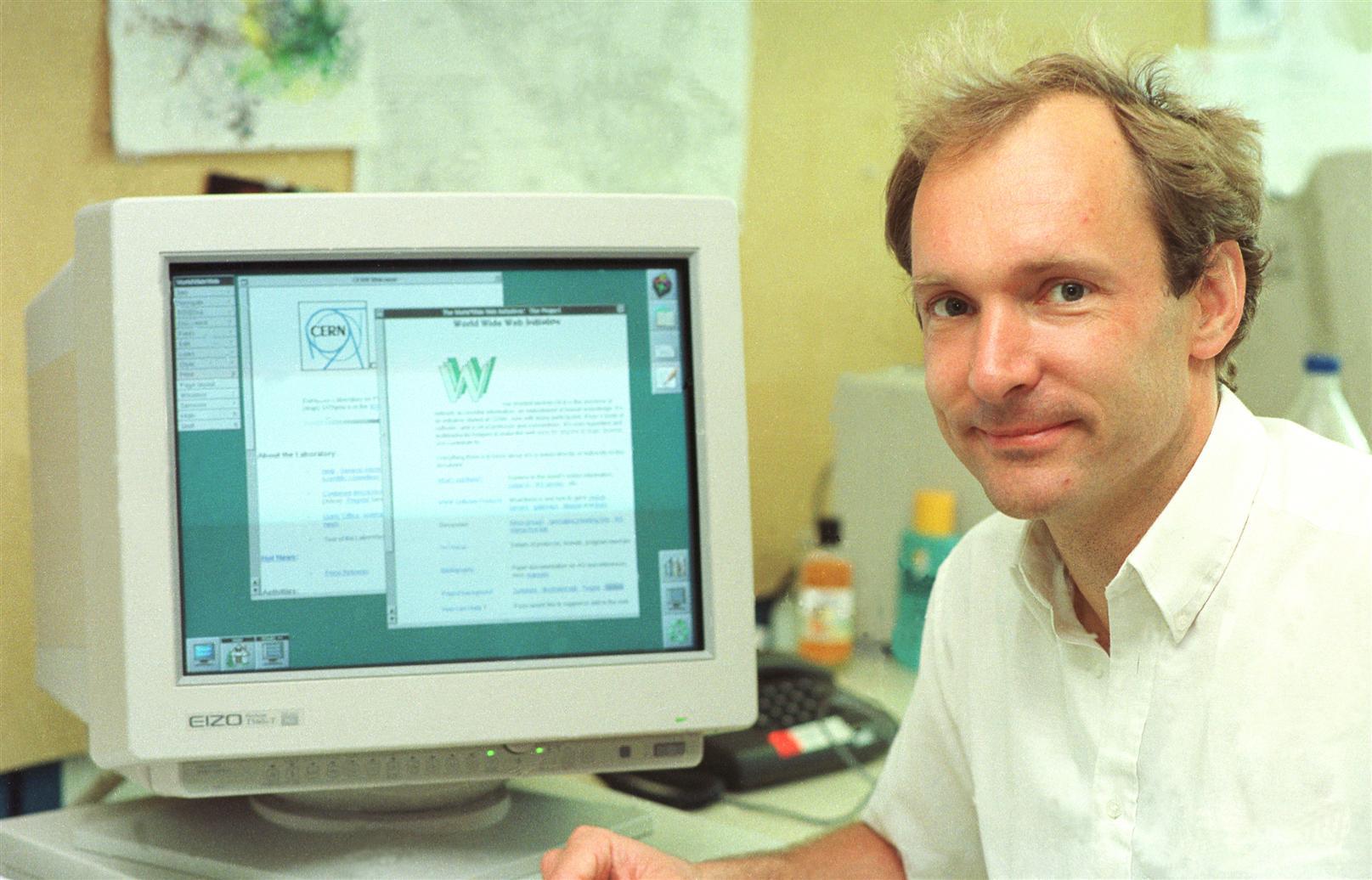 """30 años de internet: """"esto es para todos"""""""