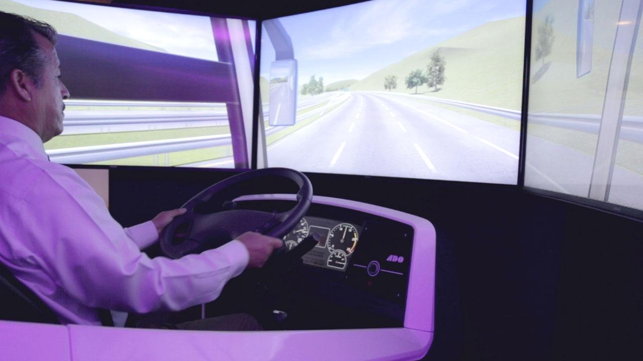 El simulador que está detrás de cada viaje realizado con MOBILITY ADO