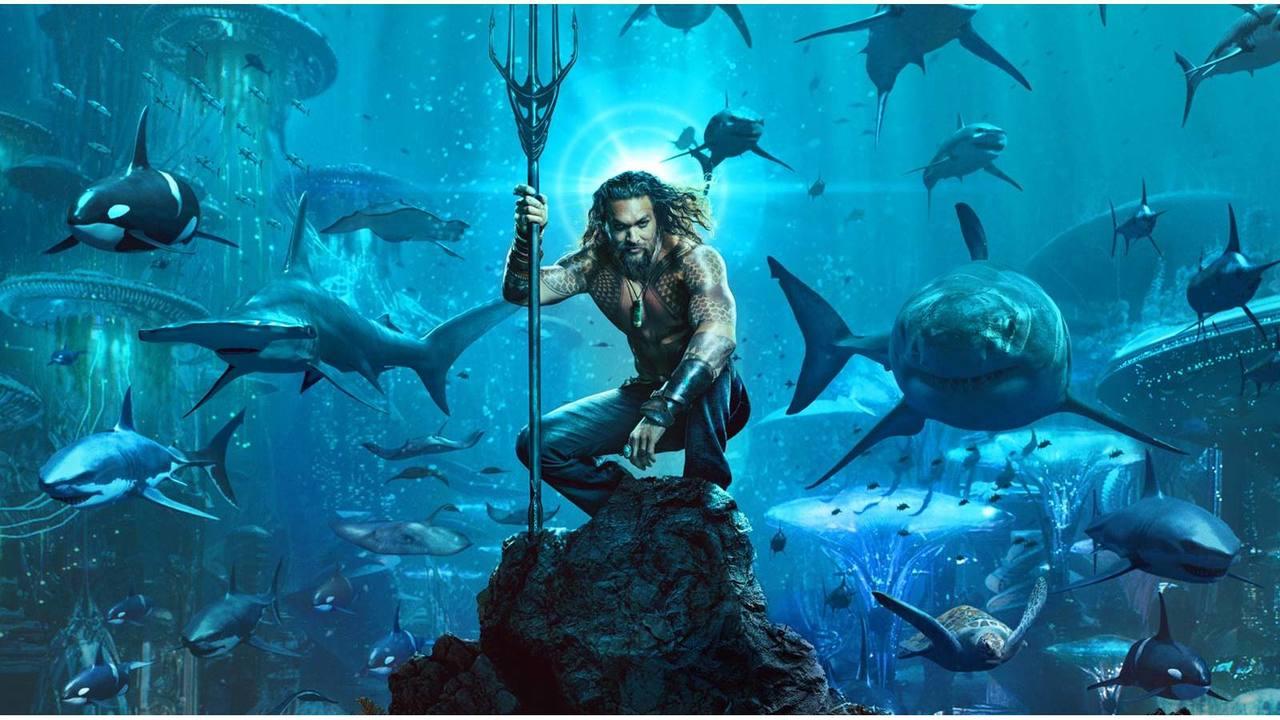 Aquaman 2 alista su estreno… en la fecha menos esperada