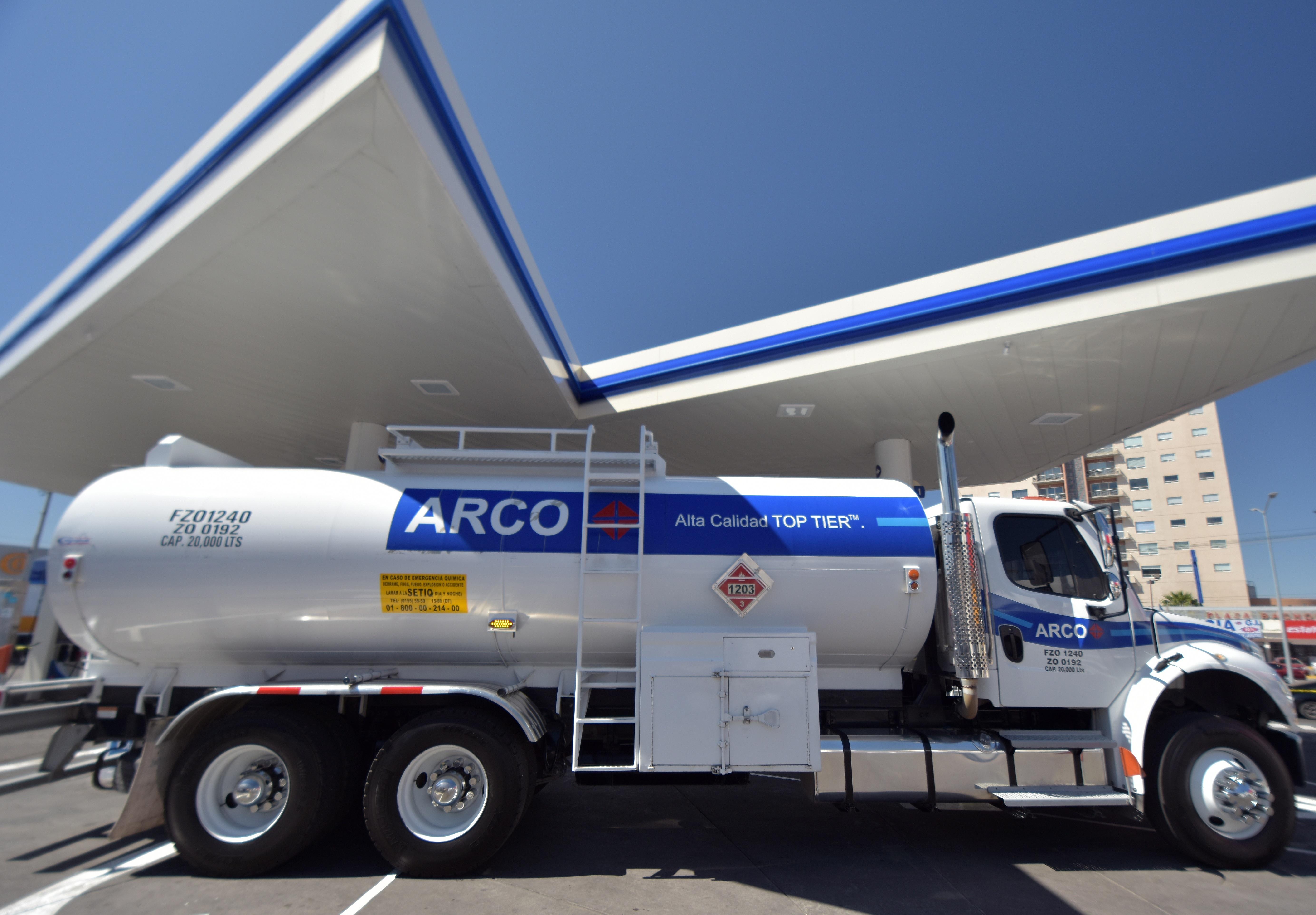 Arco y Exxon, las que más le ganaron a la gasolina la semana pasada