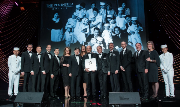 The Peninsula Hotels marca un hito en la Forbes Travel Guide