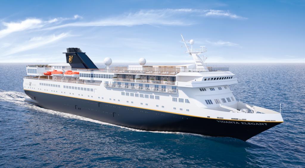 Vidanta Cruises crucero lujo