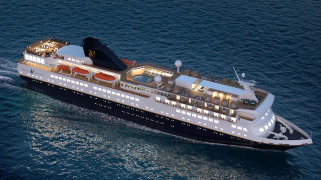 Nace la primera línea mexicana de cruceros de lujo: Vidanta Cruises
