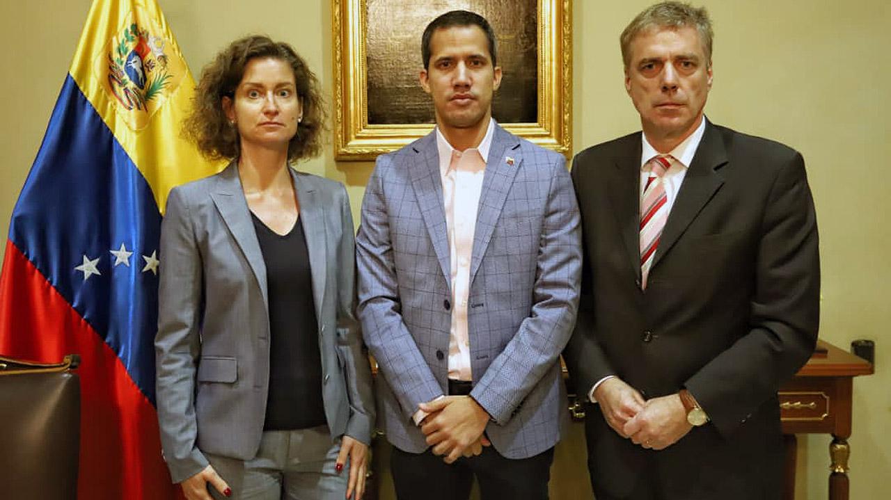 Gobierno de Maduro no se atreve a detenerlo: Guaidó