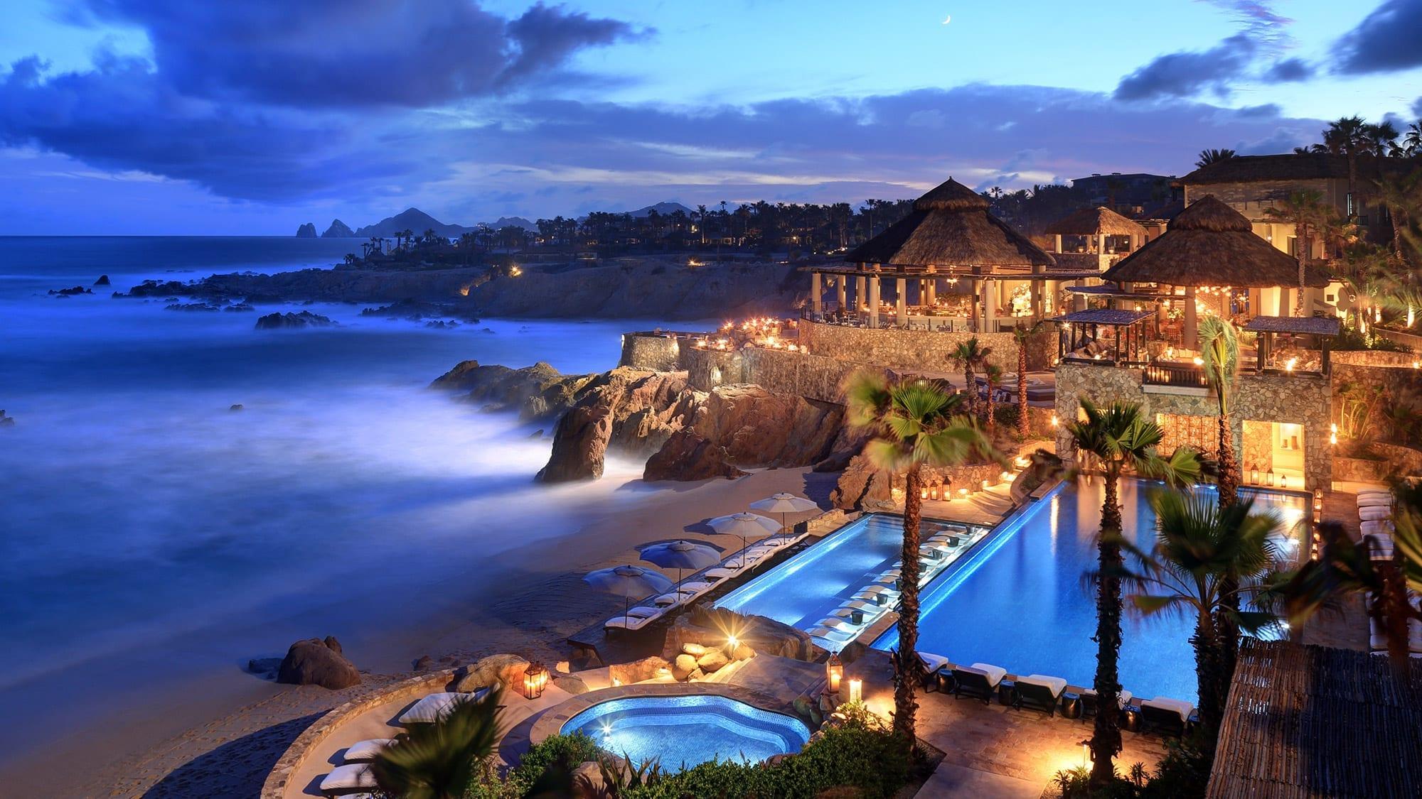 9 hoteles mexicanos entran a la lista de los más lujosos del mundo