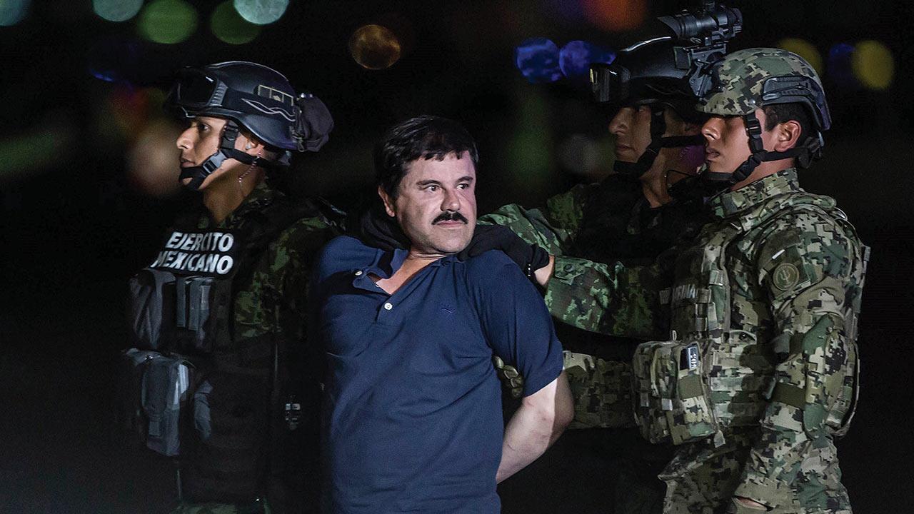 Policía italiana arresta a 'Dr. Wagner', socio de 'El Chapo' Guzmán