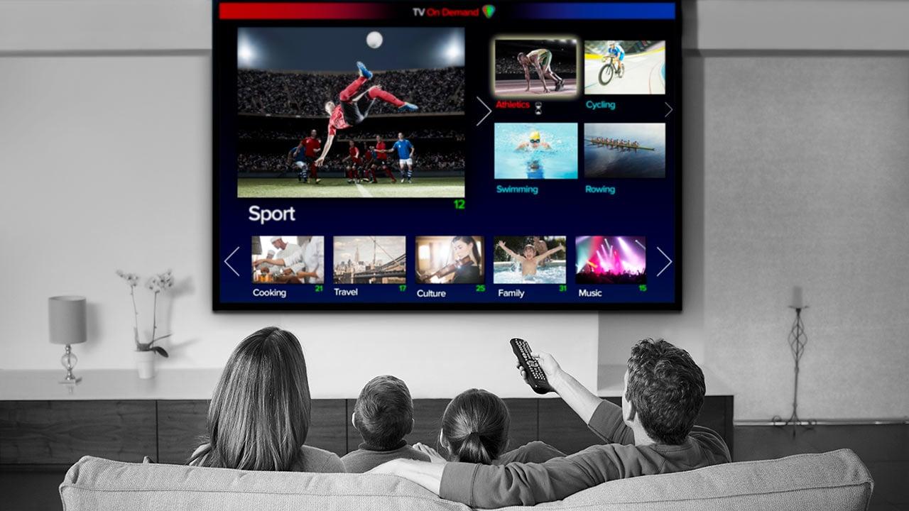 Más de la mitad de los mexicanos consume solo servicio de TV abierta