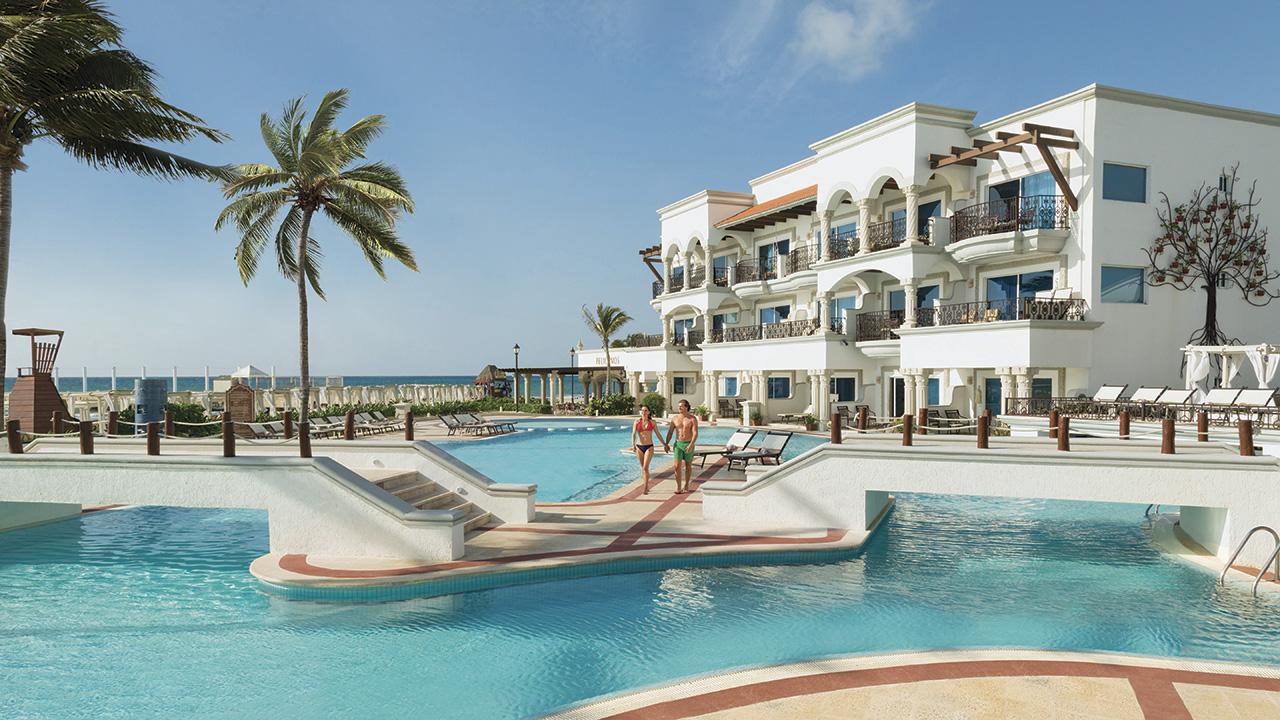 Hilton Playa del Carmen: el grado supremo del confort