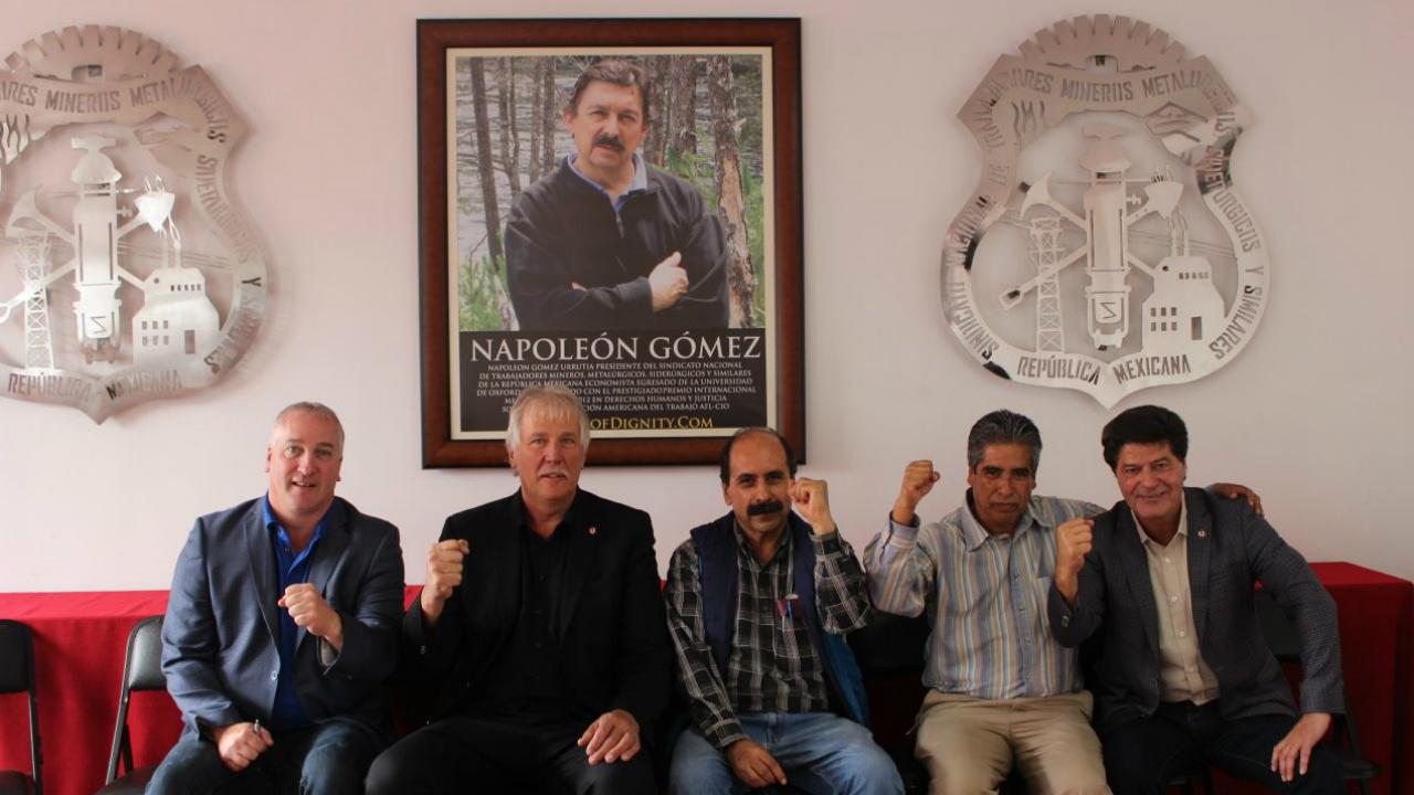 Las organizaciones sindicales bajo observación