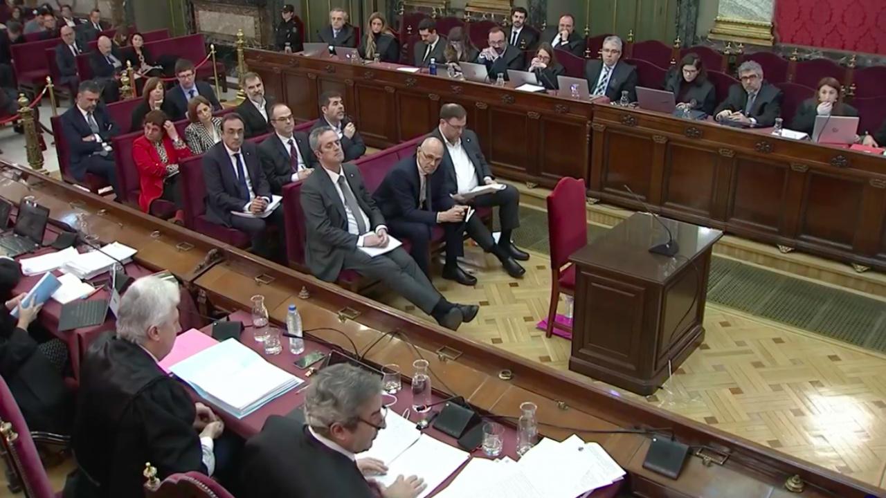 ¿Cómo disertar sobre Cataluña sin nombrarla?