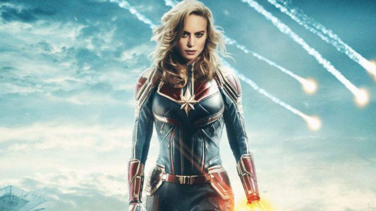 'Captain Marvel' lidera taquilla con 153 mdd en fin de semana de lanzamiento