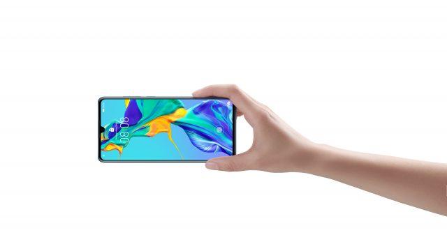 Huawei revela el aspecto de los nuevos P30 y P30 Pro
