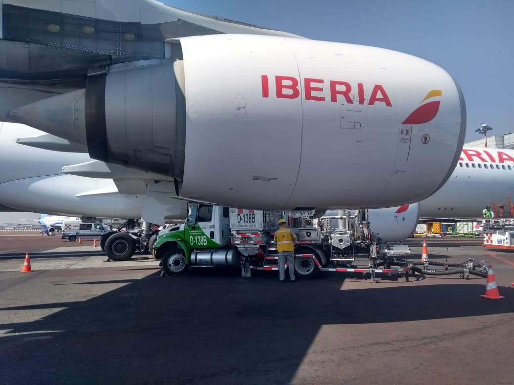 Repsol arrebata a ASA abasto de turbosina para Iberia y British Airways