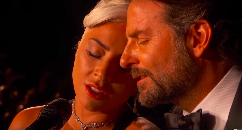 Lady Gaga y Bradley Cooper alcanzan la cima del Hot 100 de Billboard