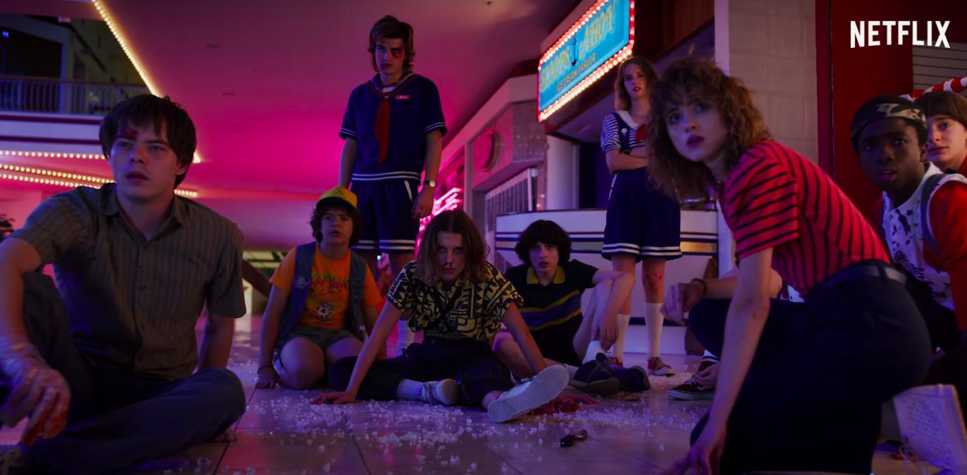 Netflix responde a seguidores con el nuevo trailer de Stranger Things 3