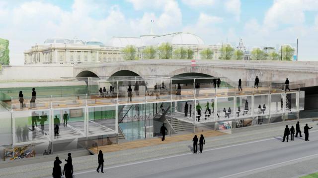 museo flotante París