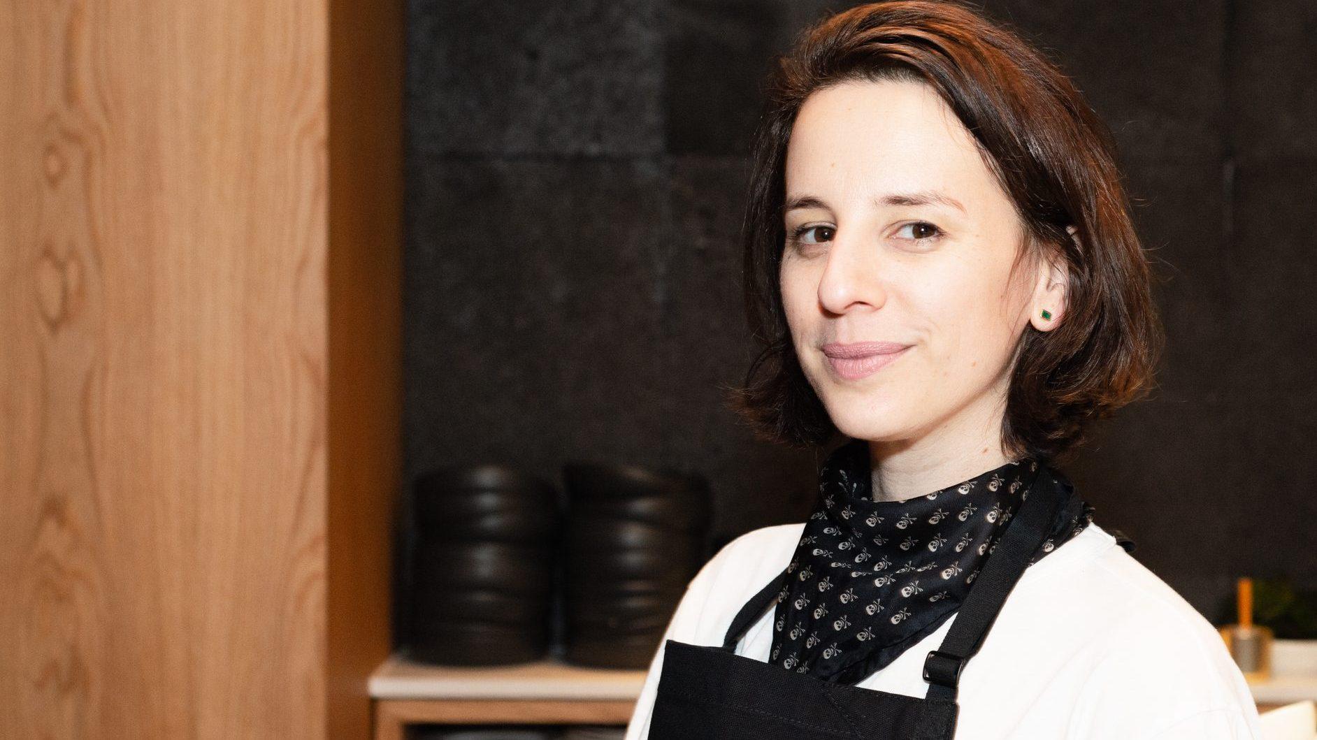 Jessica Koslow conquista 'Table' con su cocina veggie