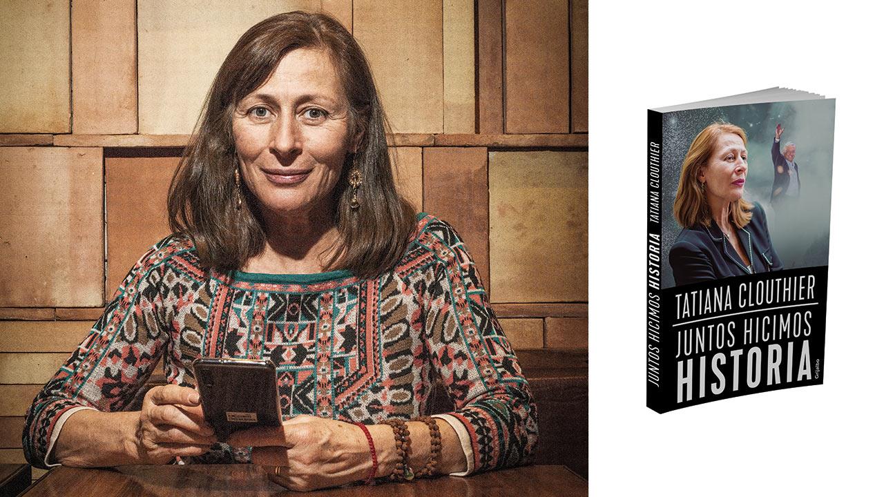 El 'personal esfuerzo colectivo' que Tatiana Clouthier lideró en la campaña de AMLO