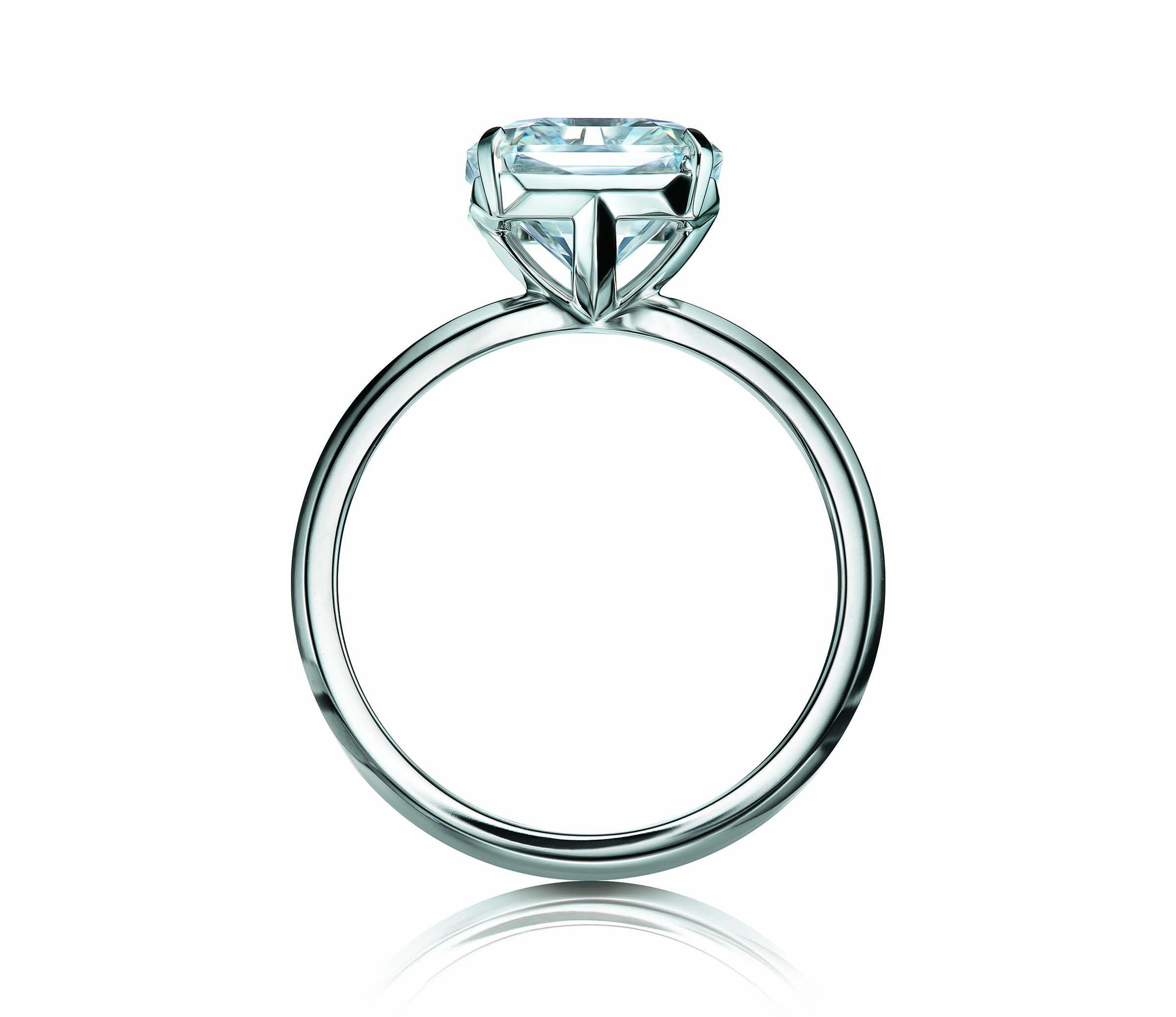 Tiffany reinventa el anillo de compromiso