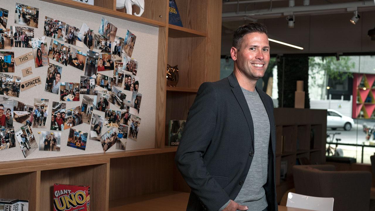 La startup WeWork forzó a Regus a reinventarse