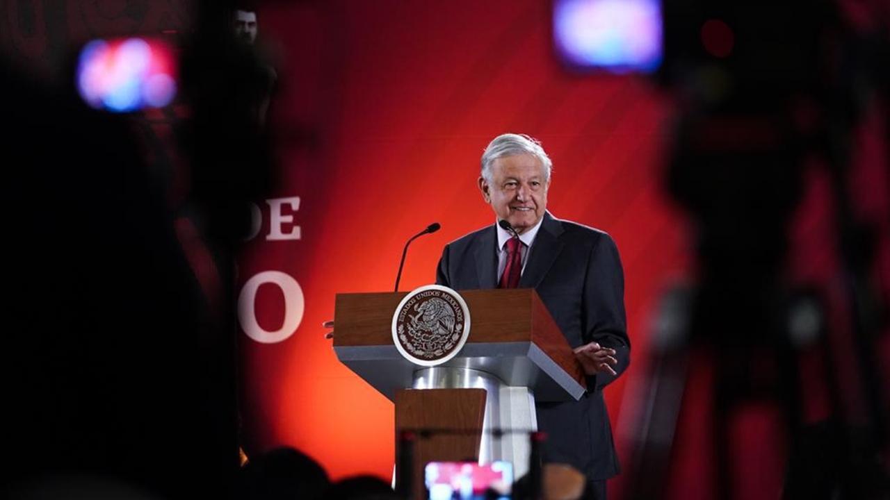 López Obrador, controlando la agenda