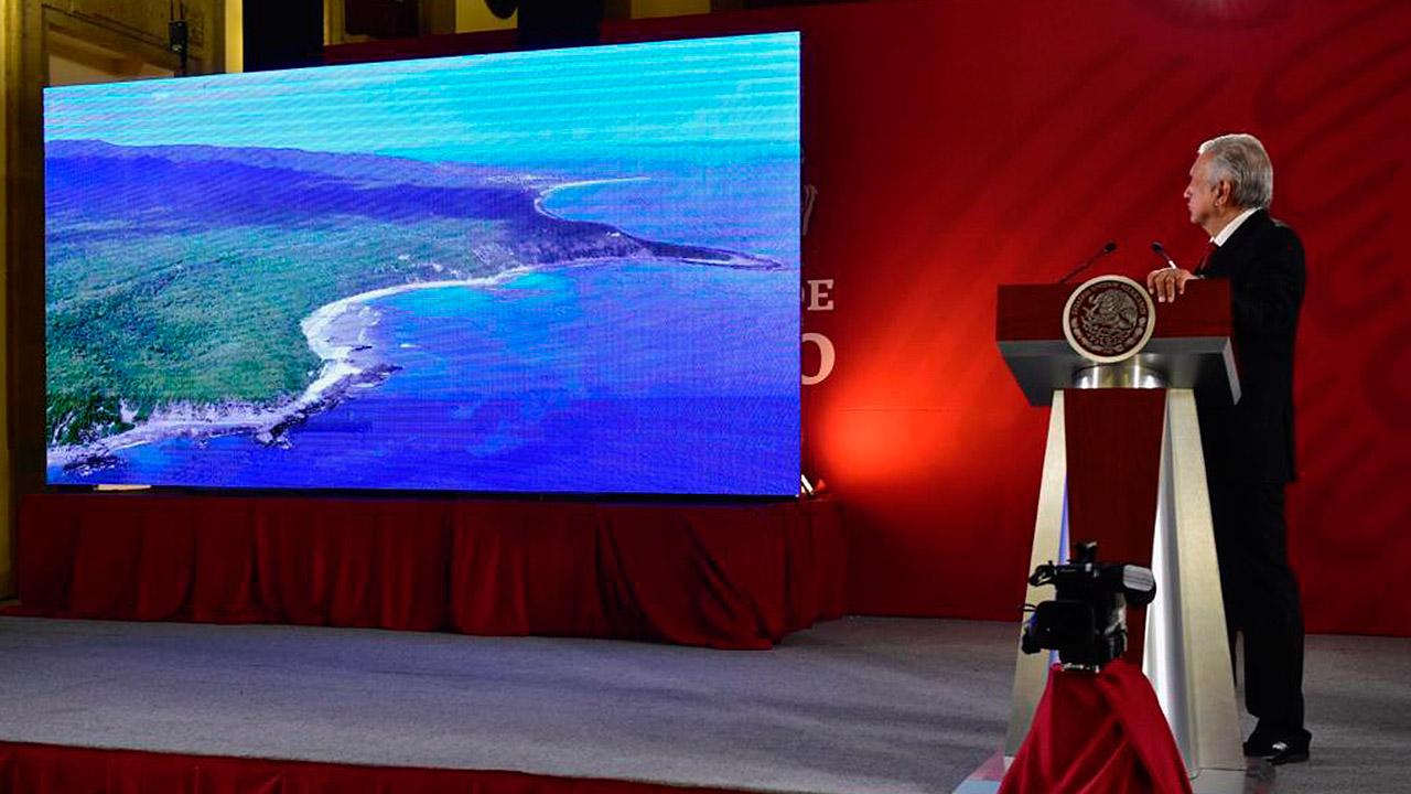 AMLO destaca cierre de Islas Marías en 100 días de gestión