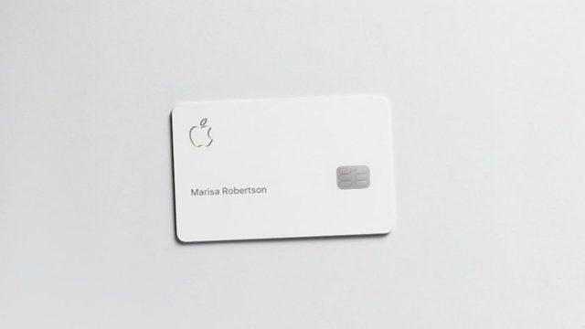 Apple lanza su tarjeta de crédito con descuentos en Uber