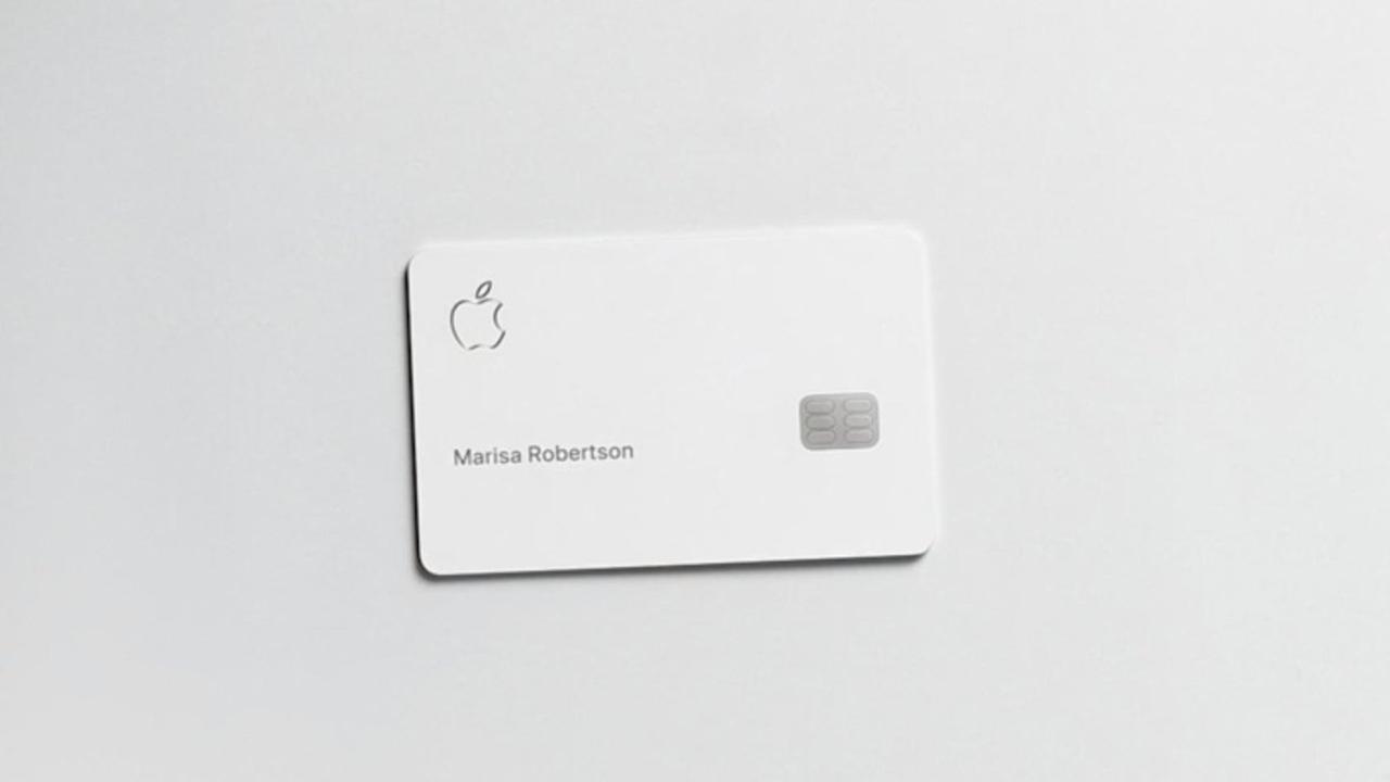 Apple pone a disposición su tarjeta de crédito en EU
