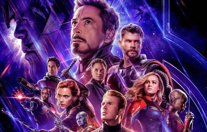 Lanzan nuevo trailer de 'Avengers: Endgame'