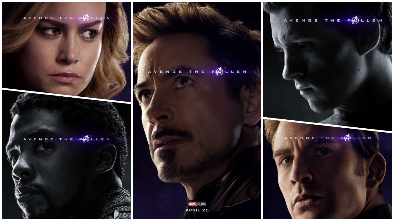 'Avengers: Endgame', la segunda película más taquillera en EU