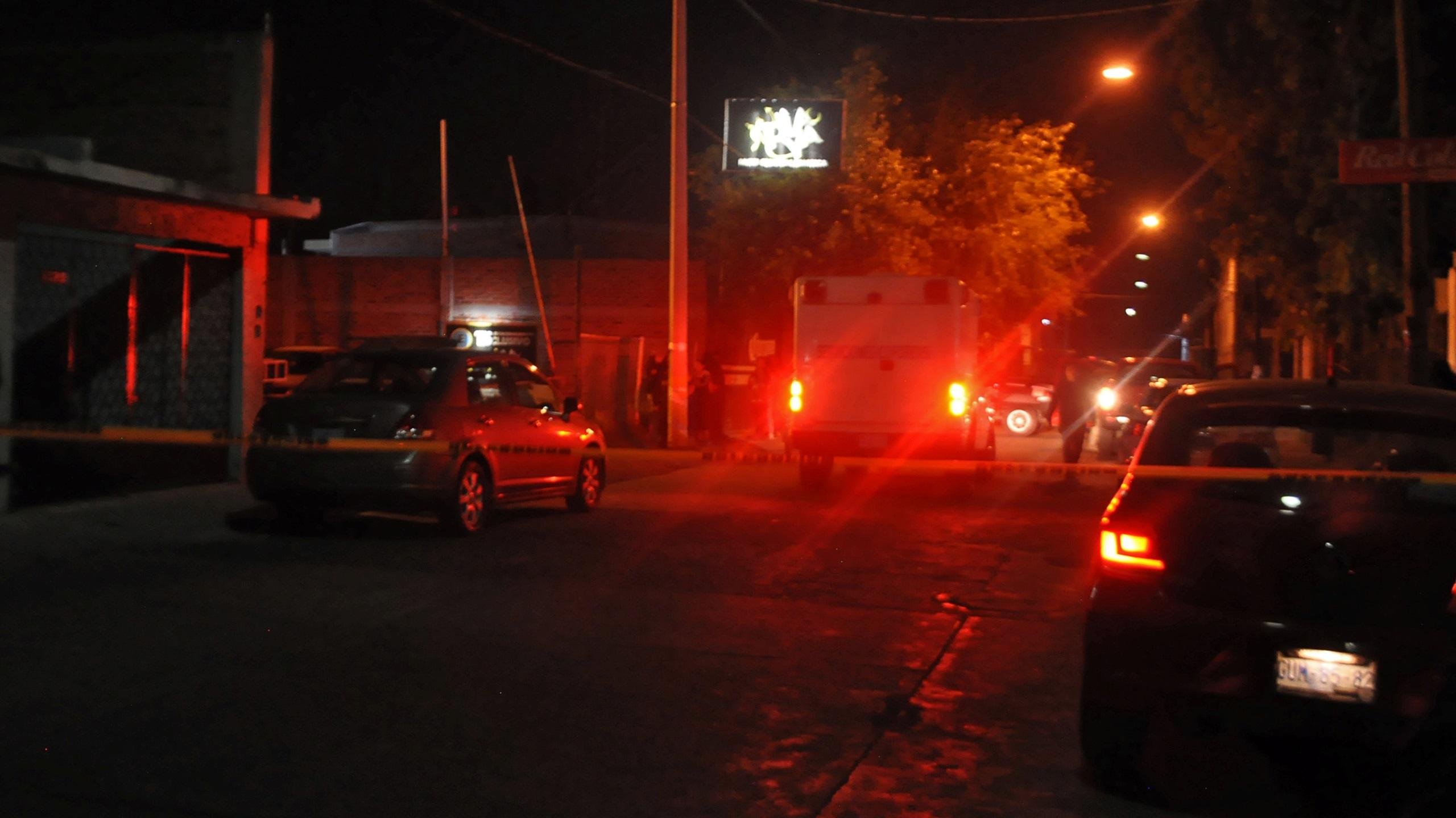 Ataque en bar de Guanajuato deja al menos 13 muertes