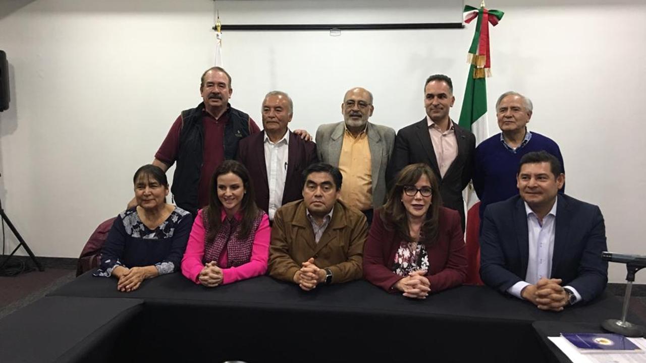 Denunciarán a Yeidckol Polevnsky por imponer a candidatos 'impresentables como el de Puebla'
