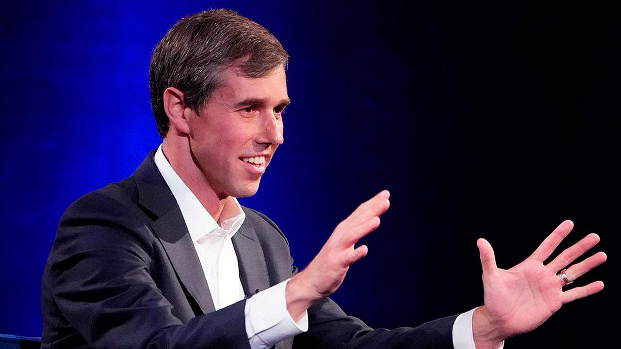 Beto O'Rourke se suma a carrera demócrata por la Casa Blanca