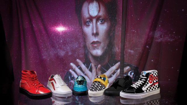 tenis Vans David Bowie