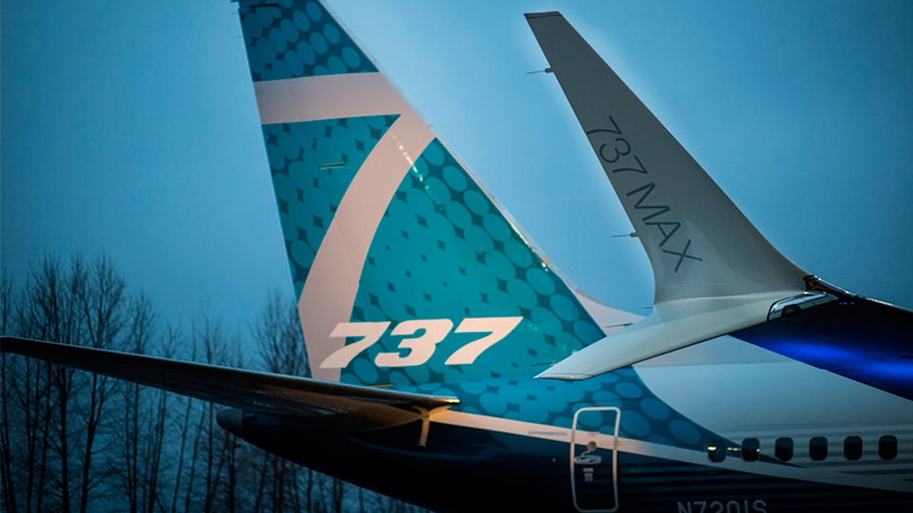 Boeing producirá menos 737 MAX tras accidentes en Etiopía e Indonesia