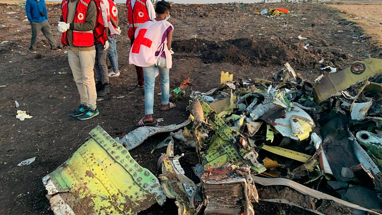 El piloto del Boeing 737 Max 8 de Etiopía tuvo problemas para controlar el avión