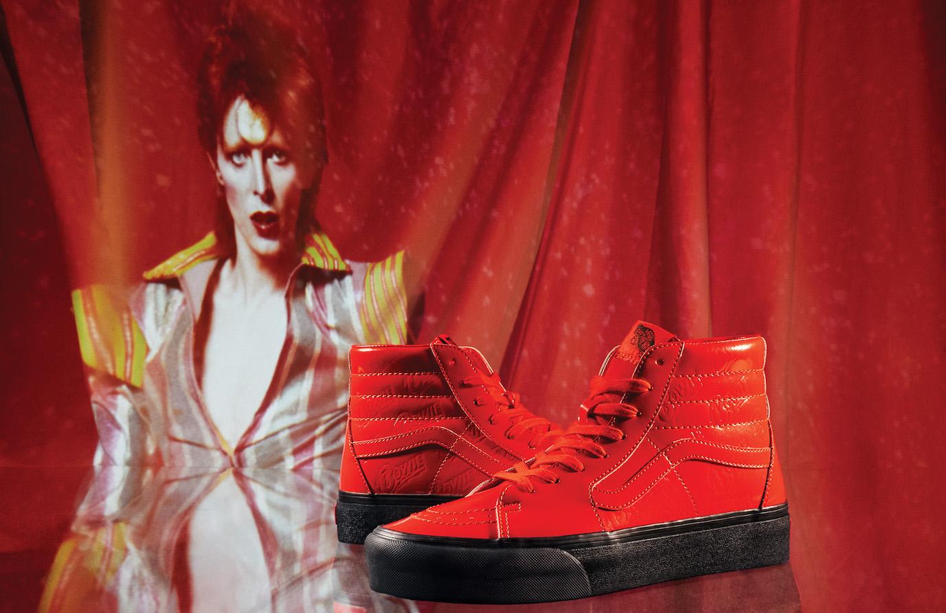 Vans tenis David Bowie