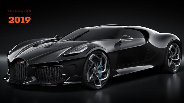 Bugatti presenta el automóvil más caro de la historia