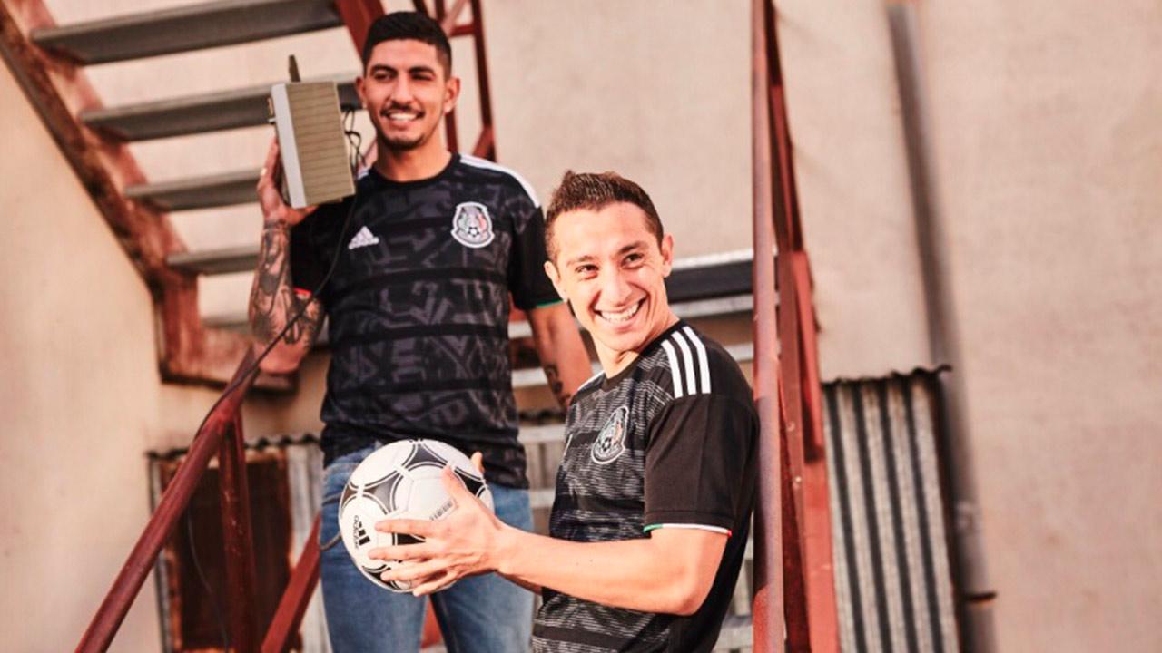 Así es el nuevo uniforme de la Selección Mexicana