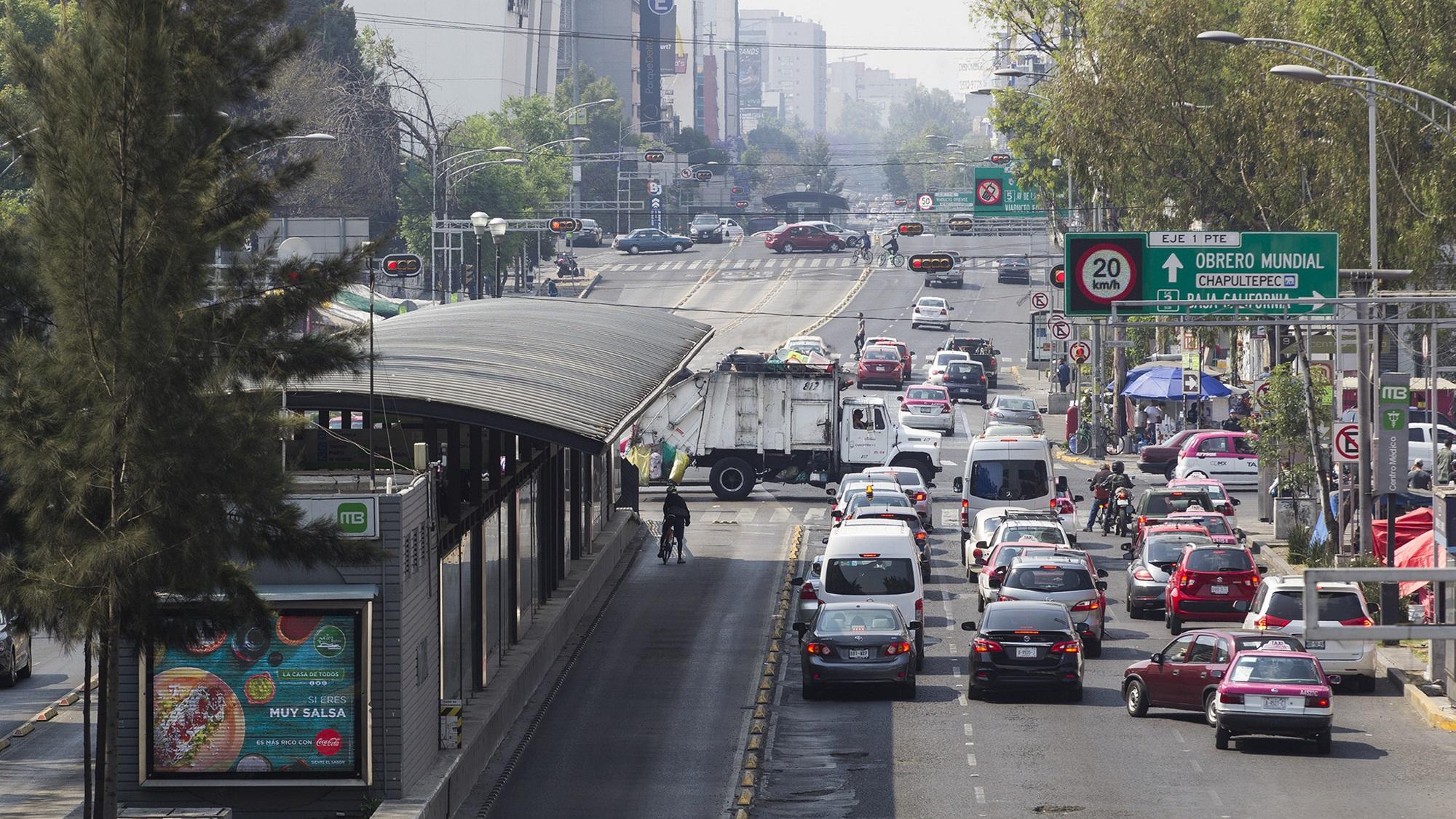 Contingencia ambiental se mantiene en Fase 1 en el Valle de México