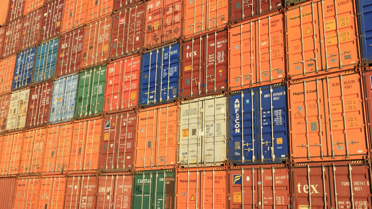Déficit comercial entre Honduras y Guatemala bajó 46% en dos años