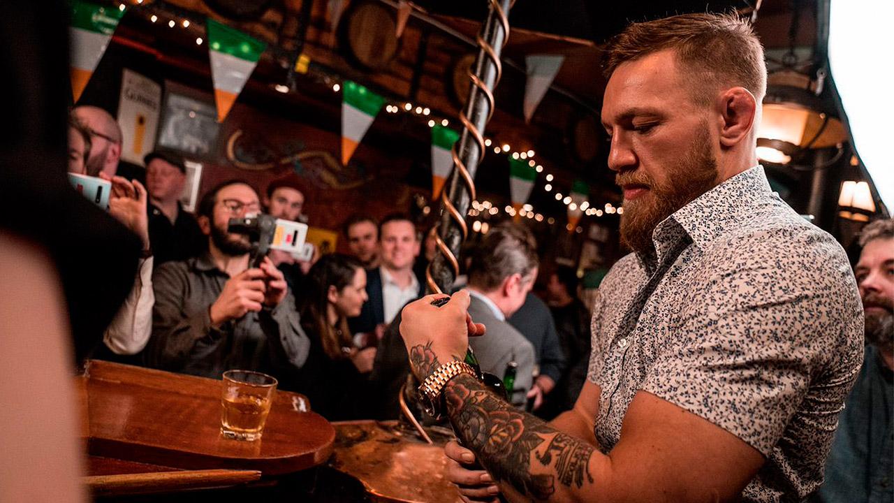 McGregor anuncia su retiro en medio de acusaciones de agresión sexual