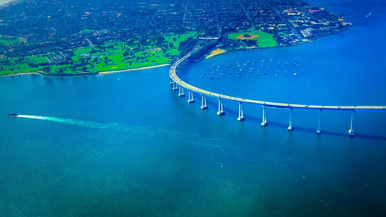 Coronado, la isla favorita a pasos de San Diego