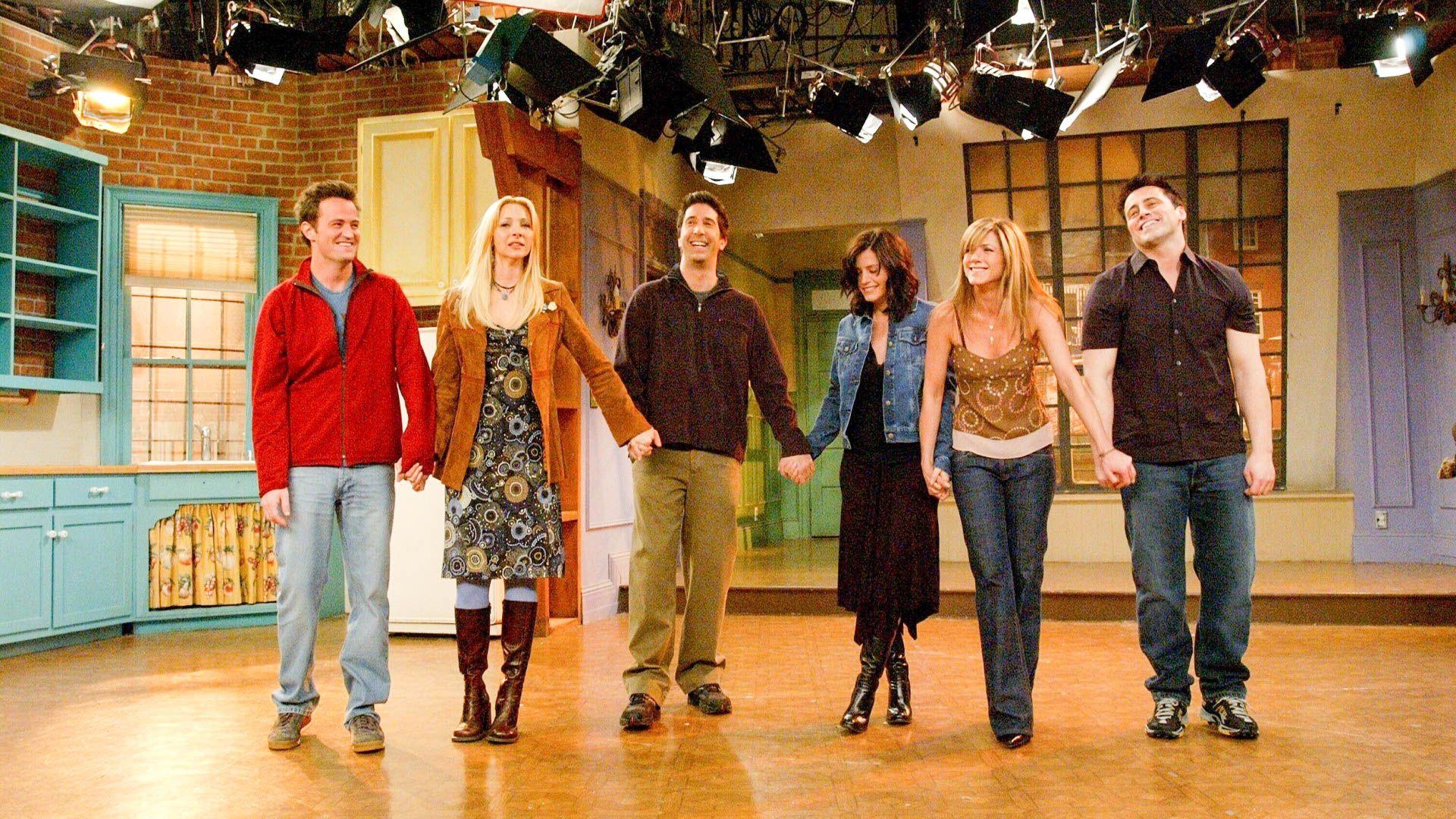 'Friends' podría desaparecer de la programación de Netflix este año