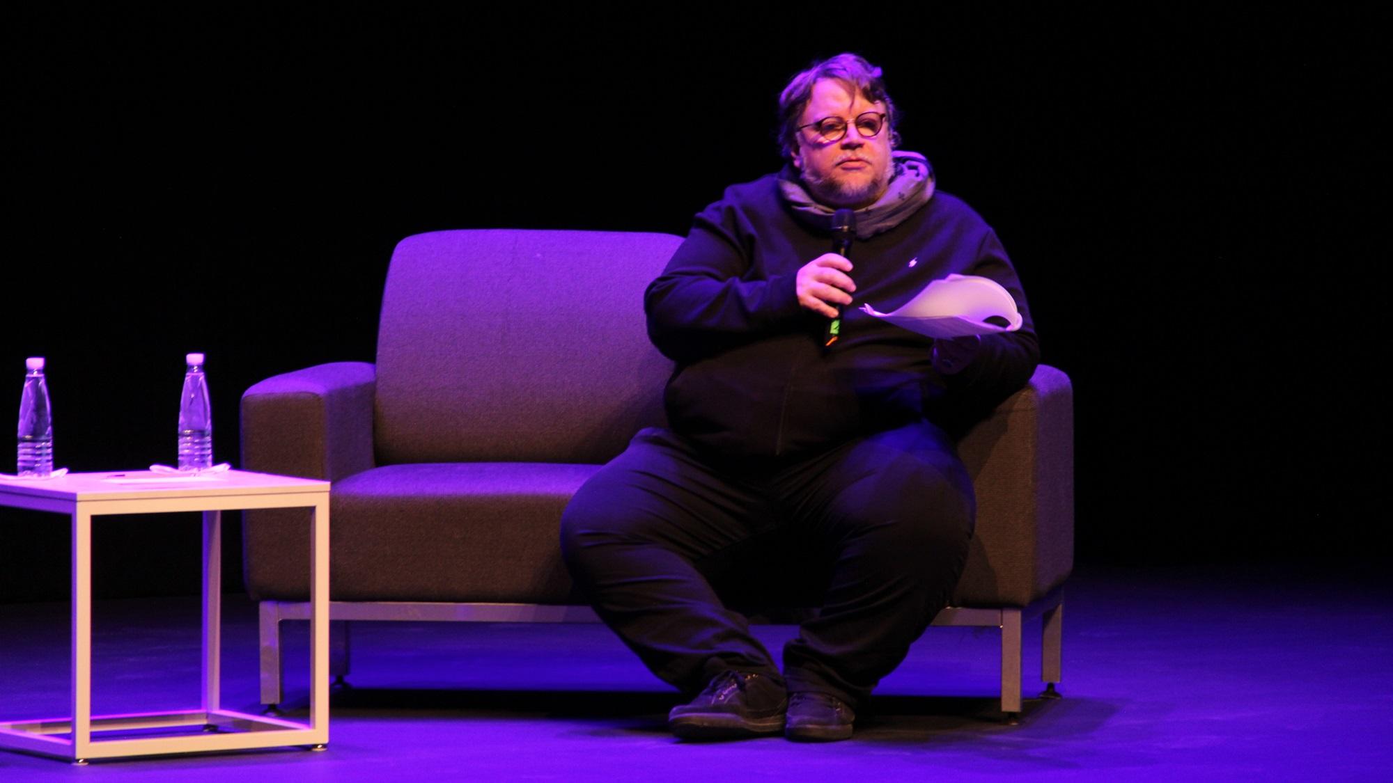 Guillermo del Toro niega proyecto junto a Diego Luna y Yalitza Aparicio